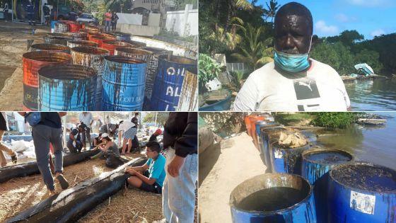 Solidarité : l'opération sauvetagedes plages du Sud-Est continue