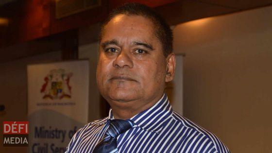 """Rashid Imrith : """"Inconcevable que les ex-députés touchent la compensation salariale"""""""