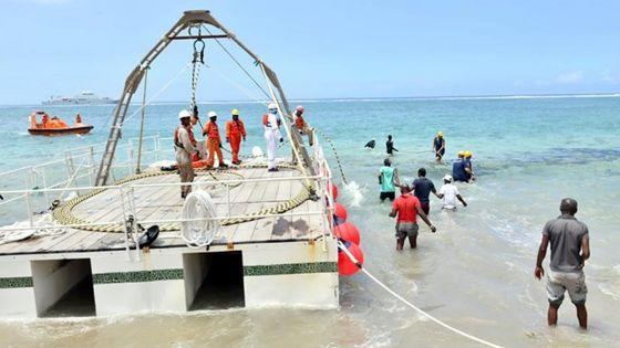 Internet : le câble optique sous-marin, MARS est en chemin pour Rodrigues