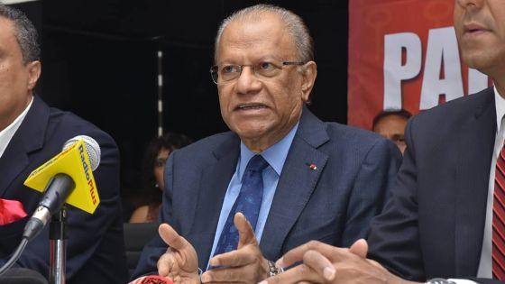 Dès son arrivée au Pouvoir : Ramgoolam promet d'abolir le poste de vice-président de la République