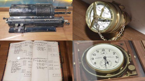 Des objets à remonter le temps