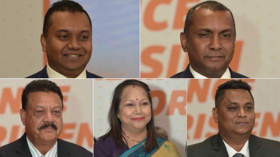 Formation du gouvernement : une dizaine de néophytesau Cabinet des ministres