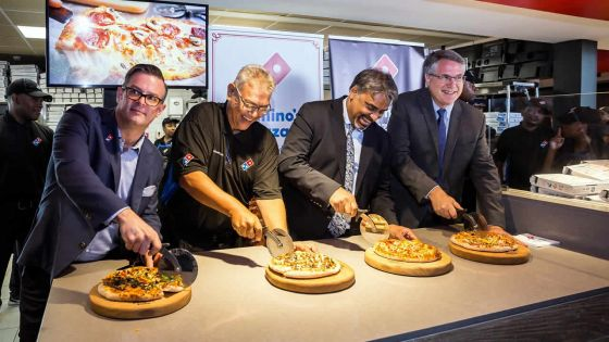 Domino's Pizza : ces tranches de plaisir !