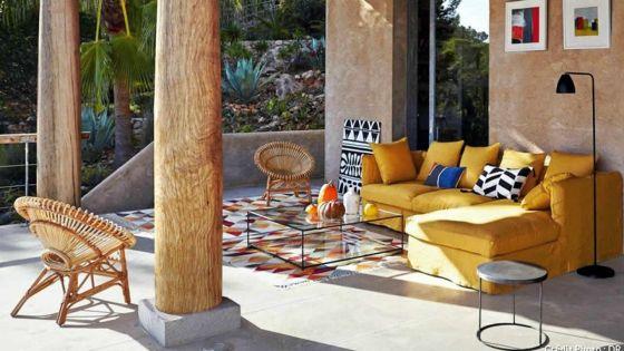 La terrasse : l'âme de la maison