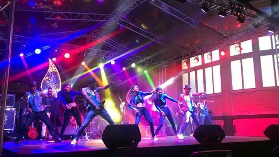 RDX Bollywood Night pour promouvoirles artistes locaux
