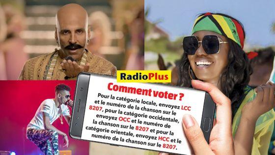 Disque de l'année 2019 : votez pour votre coup de cœur sur Radio Plus