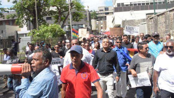 Plateforme Nou Lavwa Nou Dignite : une autre marche pacifique prévue dans 15 à 20 jours