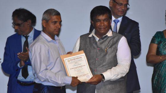 World Hindi Day- Vice président  de la république : «Le hindi comme 7e langue aux Nations uniesbientôt»