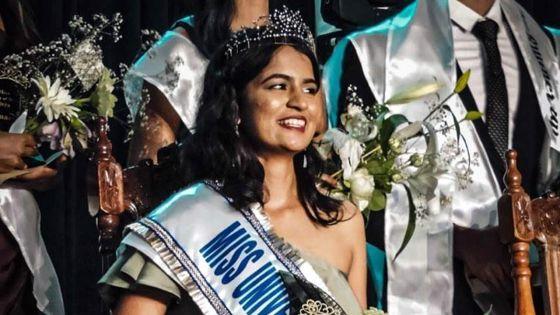 Meera Ramphul : la nouvelle Miss UoM