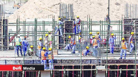 Construction : hausse de 6,4 % de l'indice des prix en juin