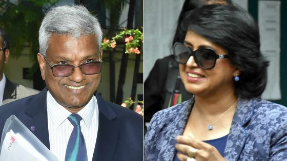 Commission Caunhye - Affaire Sobrinho : Ameenah Gurib-Fakim implique Dass Appadu