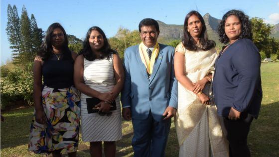 Pradeep Roopun, nouveau Président : «Je serai là pour travailler avec dévouement»