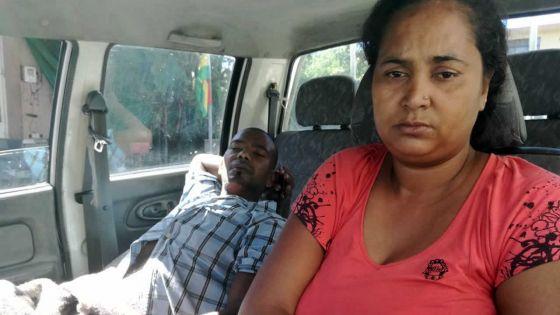 Tribulations d'un couple :Ricardo et sa femme atteintedu cancer bientôt à la rue