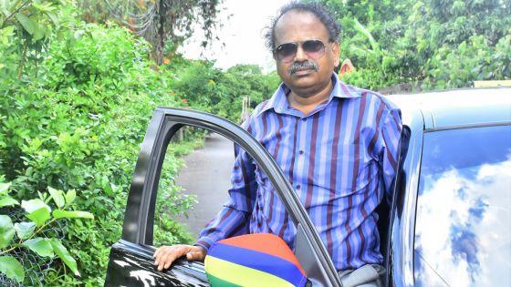 Pradeep Soorjee : le Gentleman Driver
