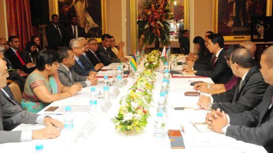Relations Maurice/Madagascar : trois accords pour renforcer les liens