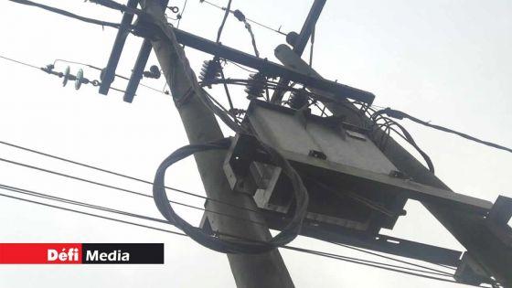 Panne d'électricité à Albion : un transformateur endommagé par le mauvais temps en est la cause
