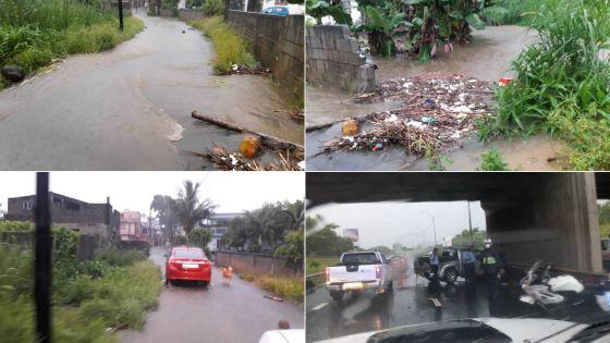 Météo : il pleut des cordes dans plusieurs régions, attention aux trombes d'eau !