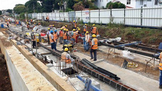 Mode de transport alternatif : Zoom sur le chantier du Metro Express