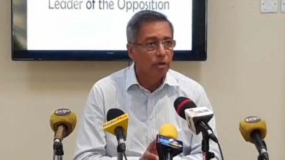 Cas de négligence médicale alléguée à la naissance : « Le rapport du Standing Committee doit être soumis aux familles », estime Duval