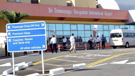 Aéroport Plaisance : plus de cinq kilos de cannabis saisis sur un passager béninois