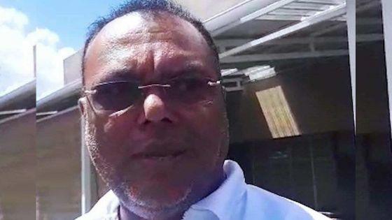 Attentat à la pudeur allégué : Mohammad Faadil Choonee réclame des précisions sur l'acte d'accusation