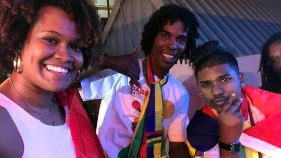 Jeux de îles de l'océan Indien 2019 en chansons