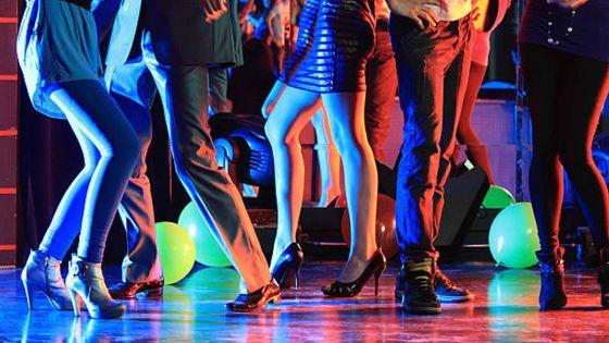 Soirée dansante : 17 mineurs interpellés