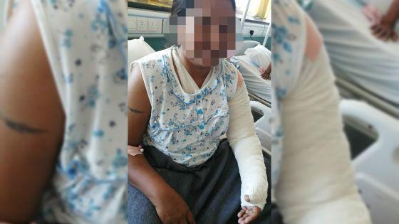 Violence conjugale : un mari infidèle ébouillante sa femme