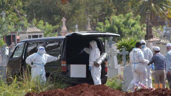 Décès liés à la Covid-19 - Inhumations à proximité des habitations : craintes injustifiées