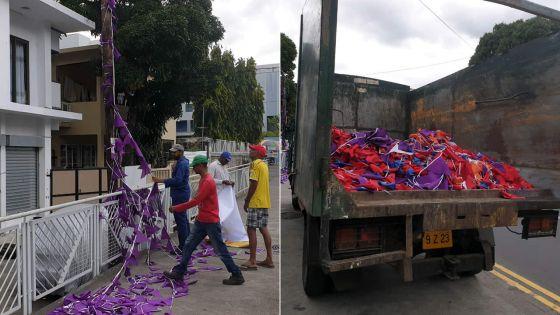 Post-élections générales : place au grand nettoyageà travers le pays