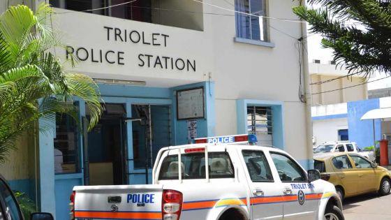 Deux arrestations dans le Nord : le voleur sévit devant le poste de police de Triolet