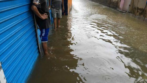 Pluies torrentielles à Plaine Magnien : des habitants du Sud dans la tourmente