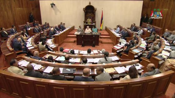 Assemblée nationale : la MBC, le PRB et le Road Traffic (Amendment) Bill à l'agenda