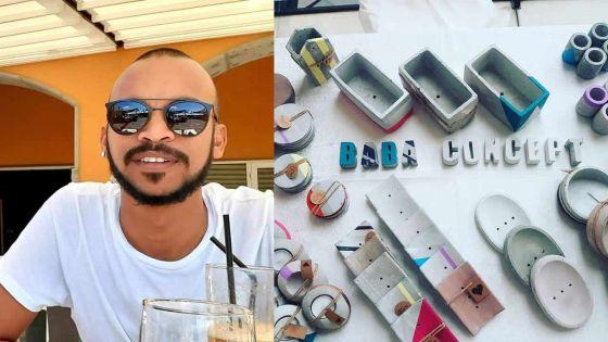 Baba Concept : des objets en ciment qui ne laissent pas de marbre…