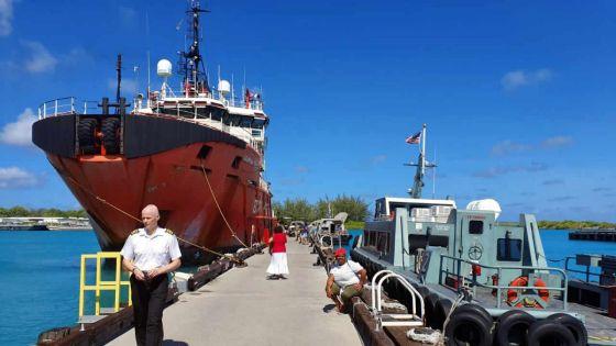 Visite aux Chagos -Monique Pierre : «Monn resi mett enn zimaz lor tou sa ki finn rakont nou»