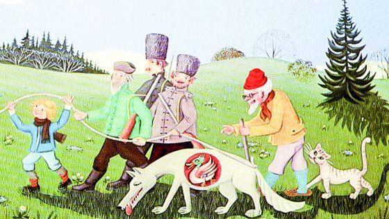 Spectacle - Pierre et le loup : un conte musical pour petits et grands