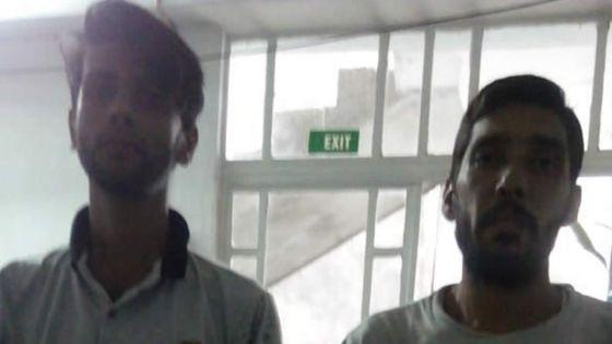 Ils ciblaient les cellulaires - Vol à l'hôpital SSRN : deux personnes arrêtées