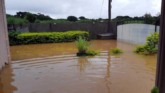 Cottage : les inondations continuent