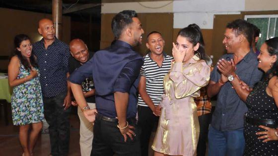 The Reality Show de Radio Plus :Visham et Sindy quittent l'aventure le cœur lourd !