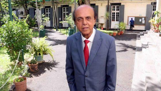 Demande pour réintégrer la liste des avoués :Kedarnath Gungabissoon veut«restaurer sa crédibilité»