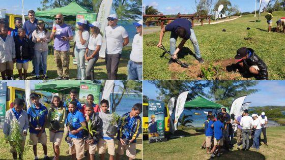 Protection de l'Environnement : la campagne «Défi Vert en Plein Air» lancée sur la plage de Le Bouchon