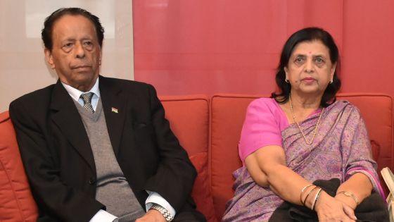 Padma Vibushan :«Je dédie cette récompenseà mon épouse et à l'Ile Maurice», dit sir Anerood Jugnauth