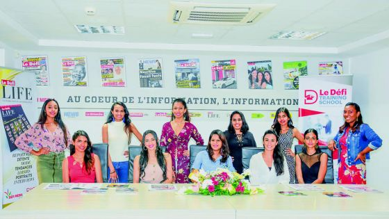 Miss Universe Mauritius : Défi Training School empowers candidates to become leaders