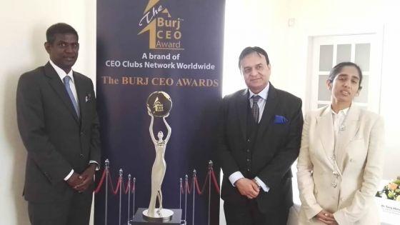 Une première à Maurice : le Burj CEO Awards & Business Summit se tiendra le 31 octobre prochain
