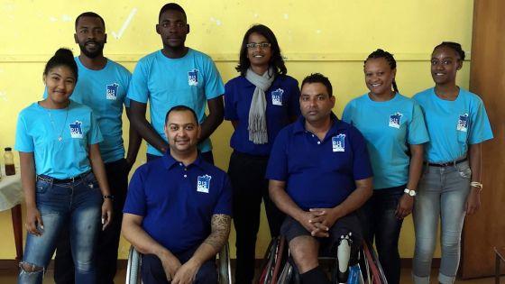 Dis-Moi Maurice à Rodrigues : pour une sensibilisationauprès des personnesen situation de handicap