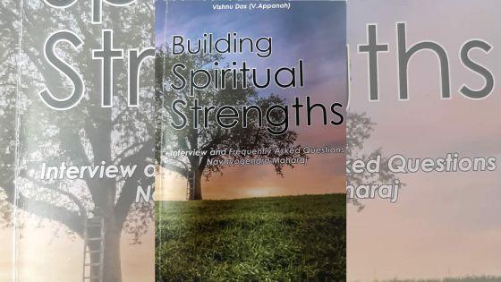 Livre : le message spirituel au servicede l'harmonie mondiale