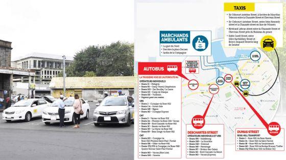 Metro Express : voici le plan de relogement prévu en marge des travaux à la place Victoria