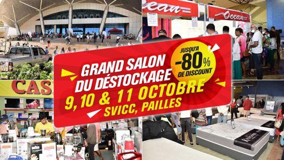 Salon du Déstockage - Maison et jardin : une large gamme de produits à petits prix