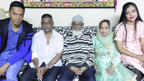 Mamode Goburdhun : un enfant prématuré devenu centenaire
