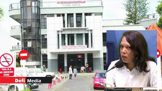 Décès d'un nourrisson à l'hôpital SSR : la députée Anquetil demande une « enquête transparente »